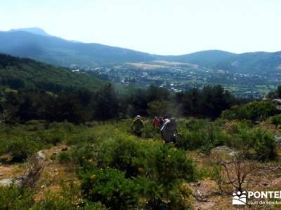 Peña Águila - DAS2015 - Federación Madrileña Montañismo; rutas senderismo;paseos por madrid